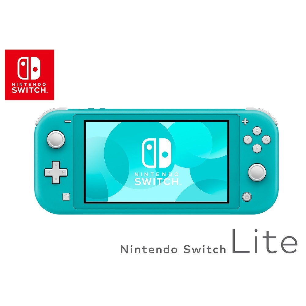 Nintendo Switch Lite Turquoise ( tray )