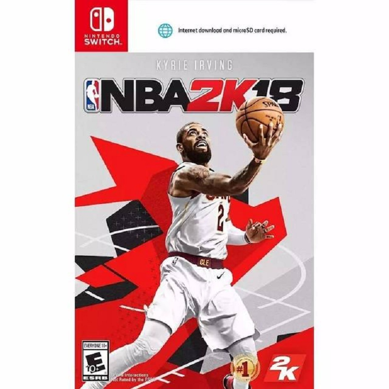 NBA 2K18 ( EU )  hàng 2nd hand