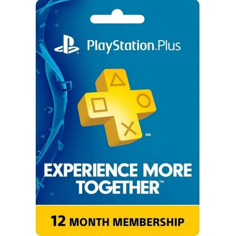 PlayStation Plus Membership 12 Months ( ASIAN )