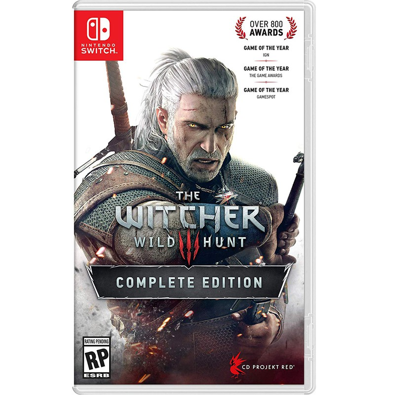 The Witcher 3: Wild Hunt Complete Edition ( EU )