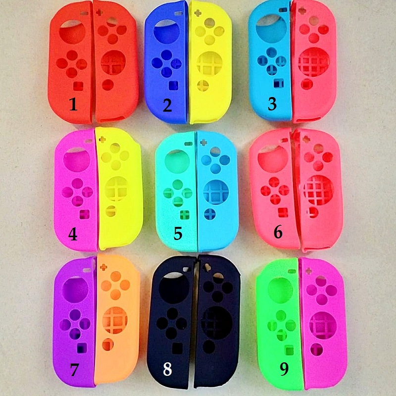 Silicon cho Switch Joy-con
