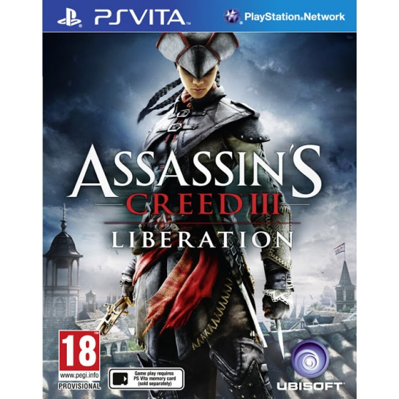 Assassin's Creed 3 Liberation---HẾT HÀNG
