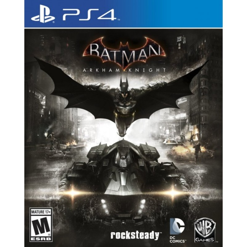 Batman: Arkham Knight--US