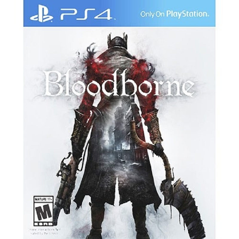 Bloodborne--US