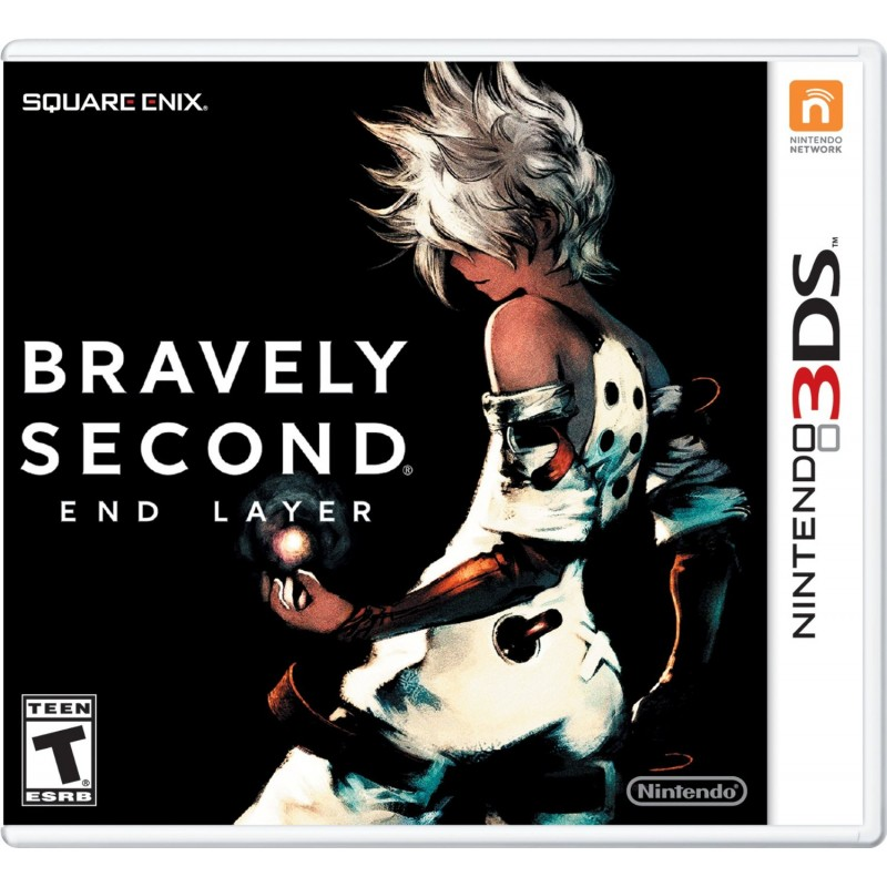 BRAVELY SECOND: END LAYER--HẾT HÀNG