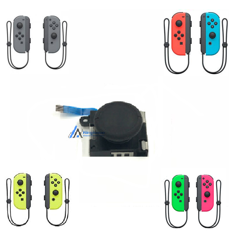 Thay Analog cho Joy-con Switch