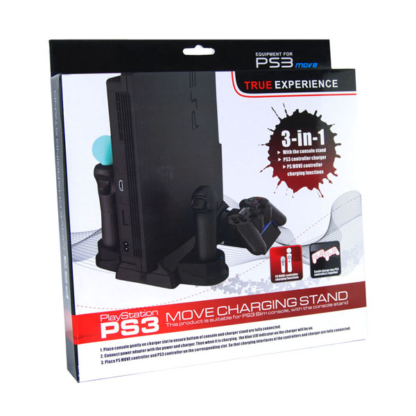 PS3 Move Charging Stand