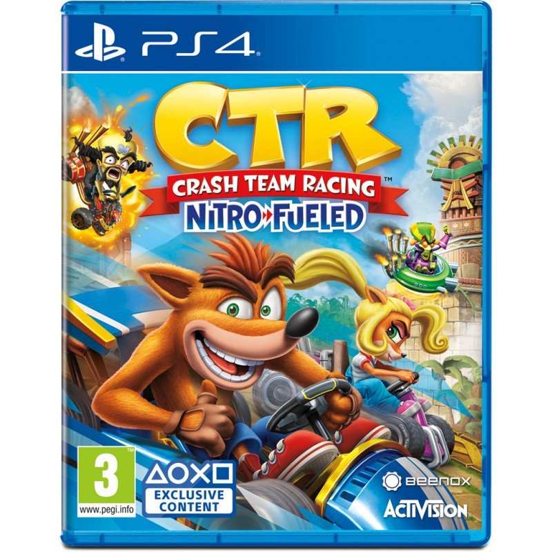 Crash Team Racing Nitro-Fueled ( EU )