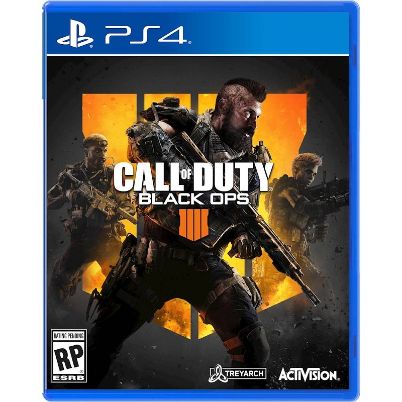 Call of Duty: Black Ops IIII ( ASIAN )