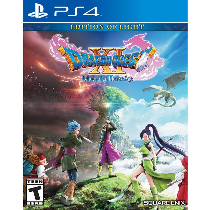 Dragon Quest XI - Echoes of an Elusive Age ( Asian )