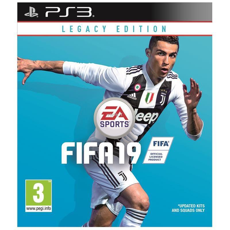 FIFA 19 Legacy Edition- game copy