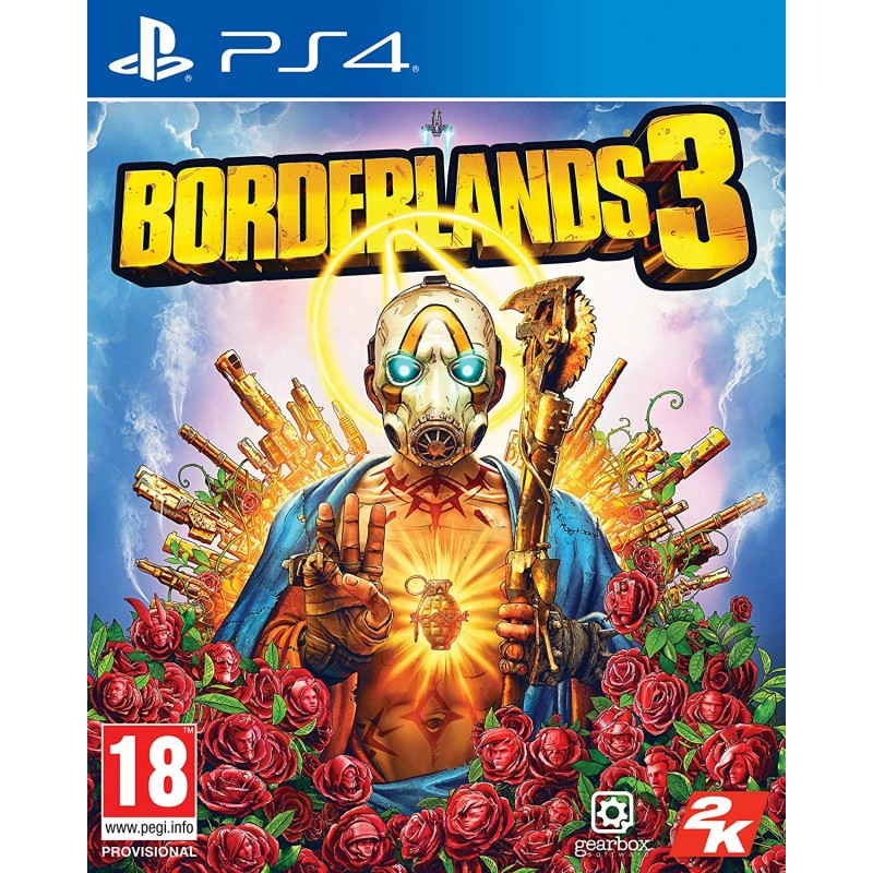Borderlands 3 ( Asian )