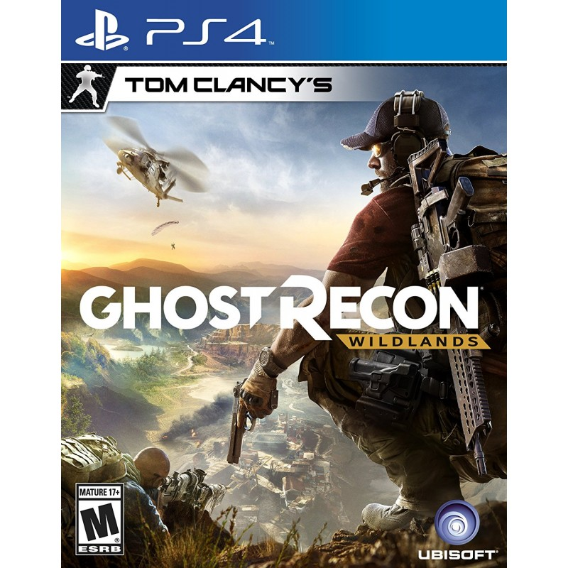 Tom Clancy Ghost Recon Wildlands ( US )