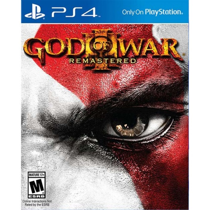 God of War III Remastered ( US )
