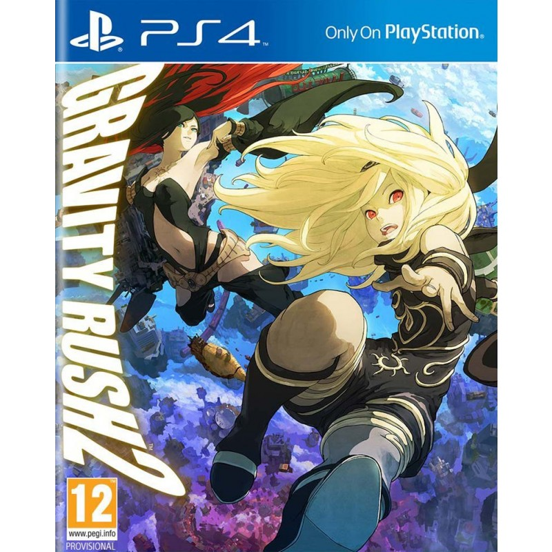 Gravity Rush 2 ( ASIAN )
