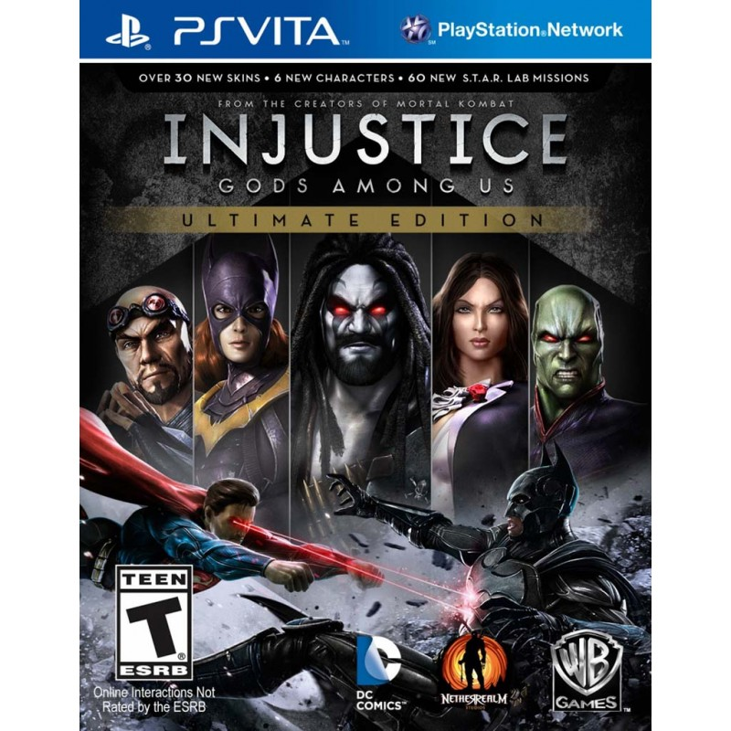 Injustice: Gods Among Us---HẾT HÀNG