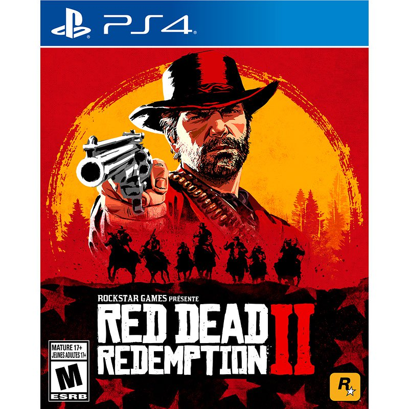 Red Dead Redemption ( US )---TẠM HẾT HÀNG
