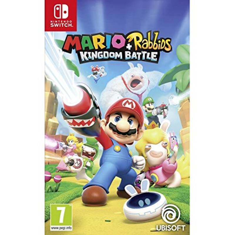 Mario + Rabbids Kingdom Battle ( EU )