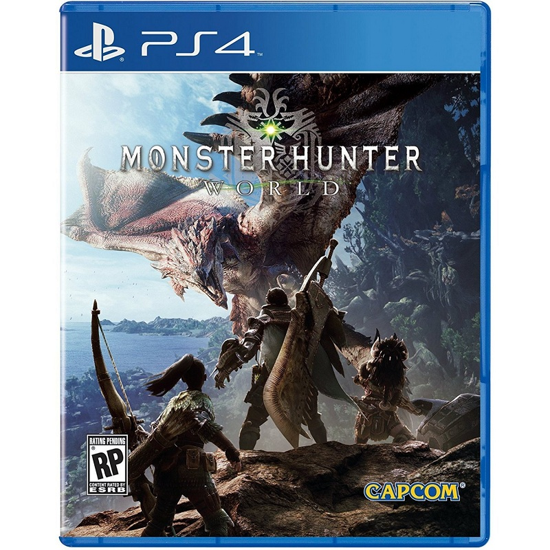 MONSTER HUNTER WORLD ( US )