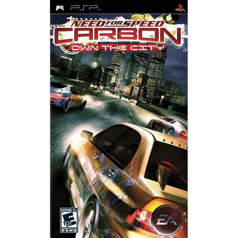 Need For Speed: Carbon Own The City