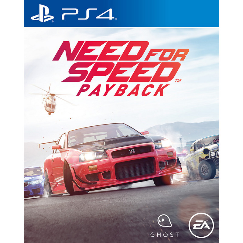 NEED FOR SPEED PAYBACK ( ASIAN )-TẠM HẾT HÀNG