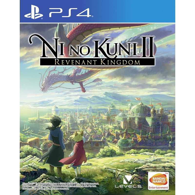 Ni no Kuni II: Revenant Kingdom ( Asian )