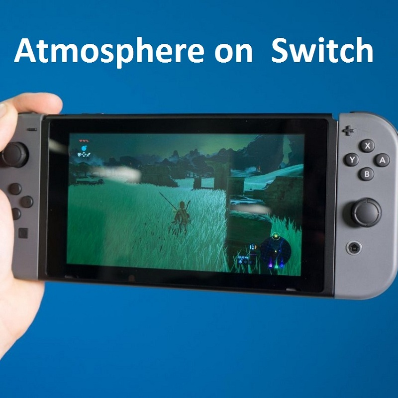 Hack Atmosphere Nintendo Switch