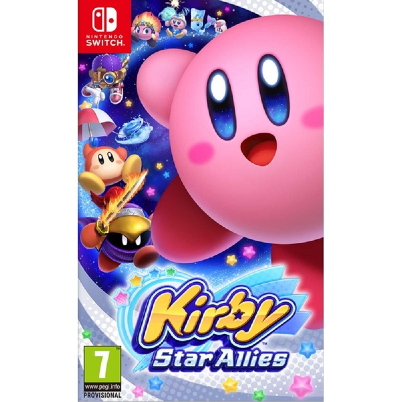 Kirby Star Allies ( EU )