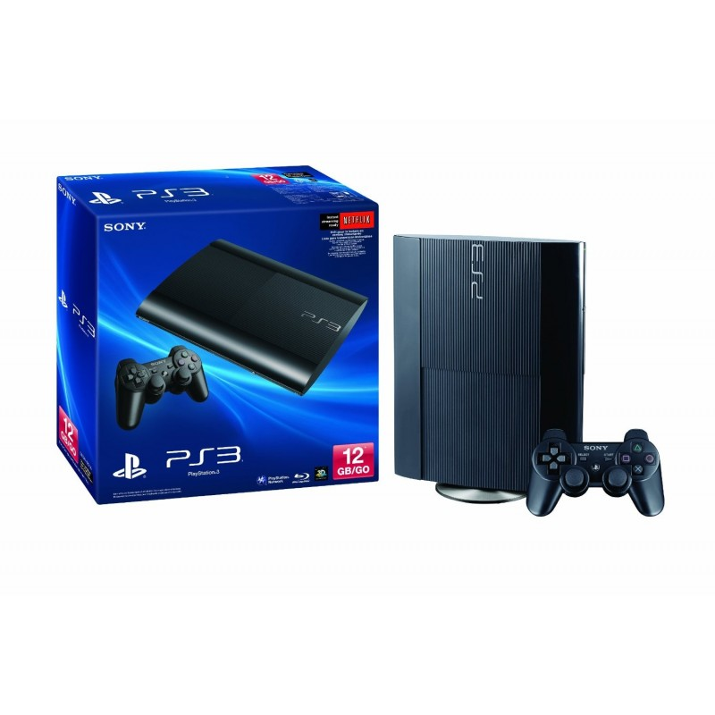 PS3 Super Slim 12GB-- HẾT HÀNG