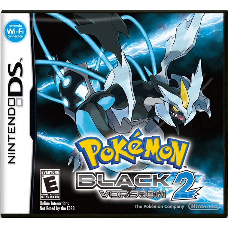 Pokemon Black Version 2--HẾT HÀNG