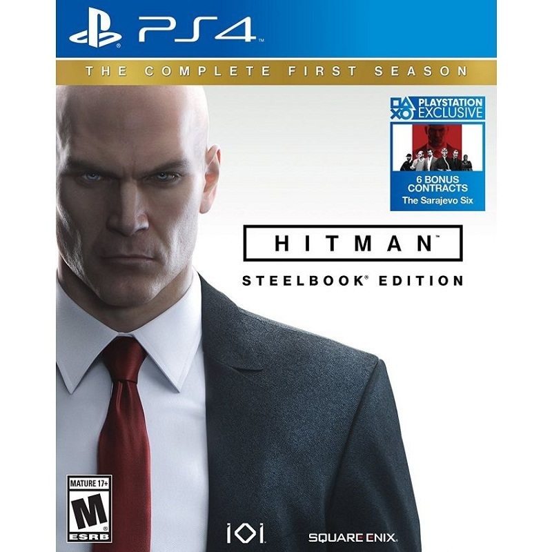 Hitman: The Complete First Season ( US )--TẠM HẾT HÀNG.