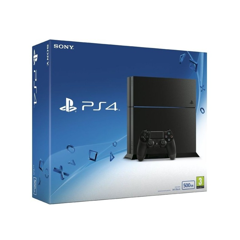 PS4 500GB-Black New 2015-- HẾT HÀNG