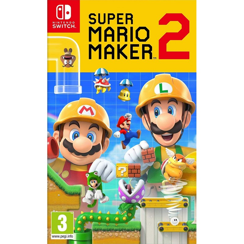Super Mario Maker 2 ( EU )