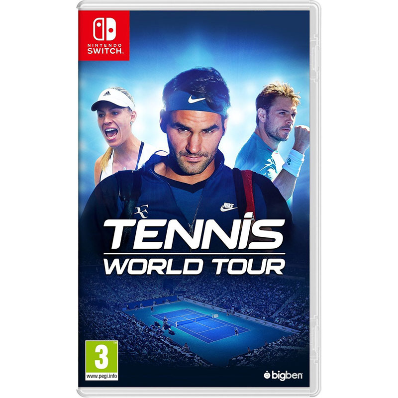 Tennis World Tour (Asian )