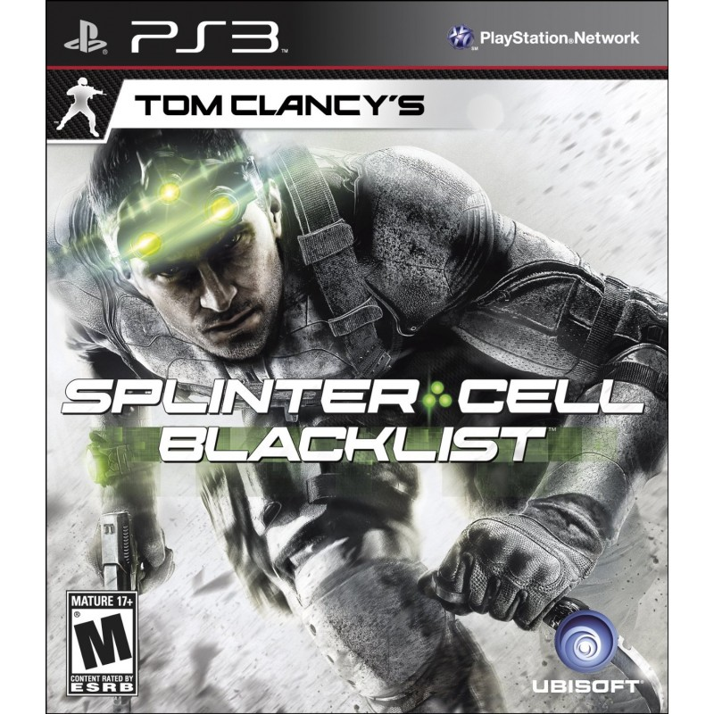 Tom Clancy Splinter Cell Blacklist