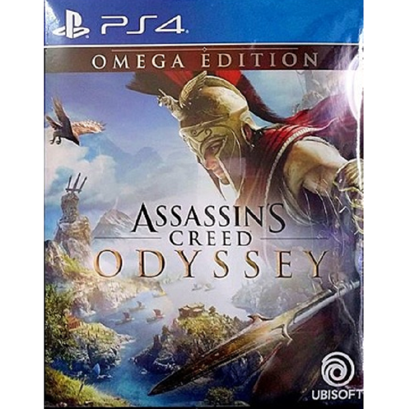 Assassin's Creed Odyssey Omega Edition ( Asian )