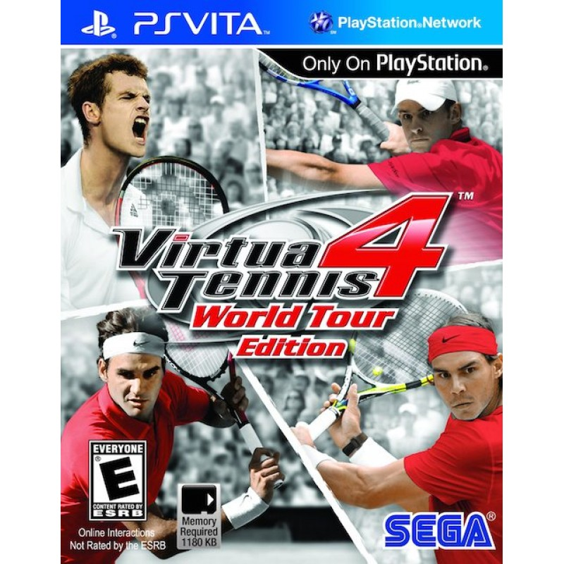Virtua Tennis 4: World Tour Edition--HẾT HÀNG