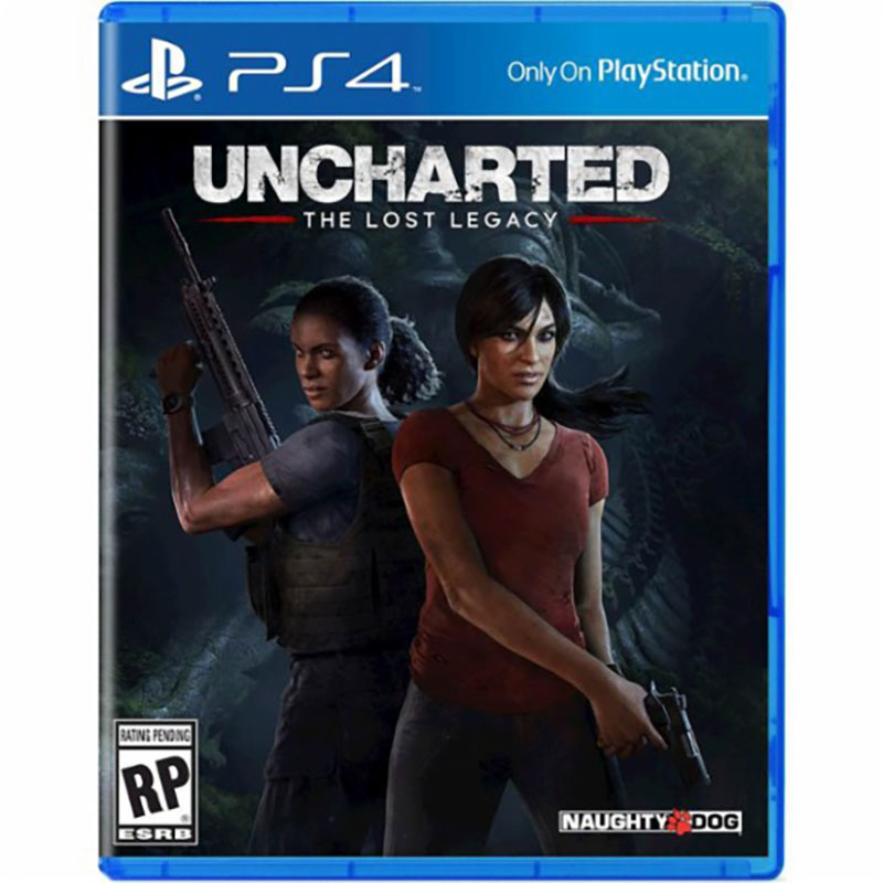 Uncharted: The Lost Legacy ( ASIAN )