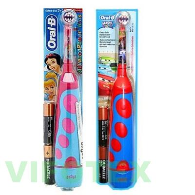OralB toothbrush for children