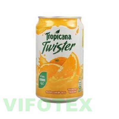 Tropicana twister soft drink
