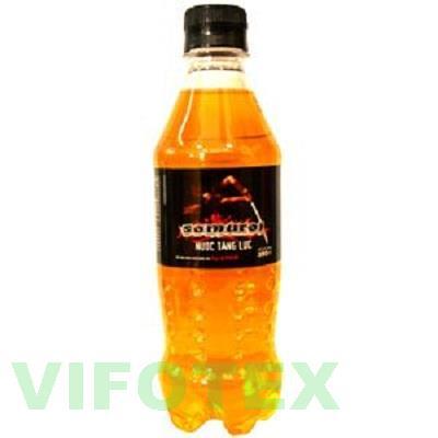 Samurai soft drink