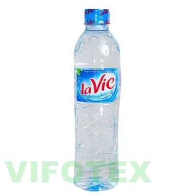 Mineral water Lavie