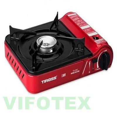 Tiross gas cooker