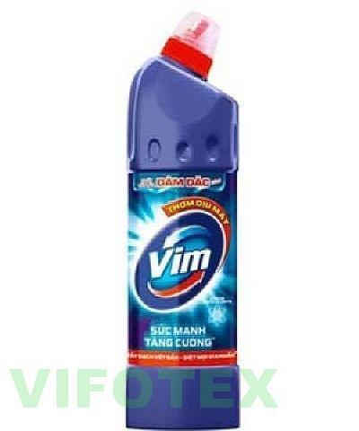 Vim toilet bleach
