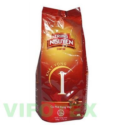 Trung Nguyen Coffee Aspiration I