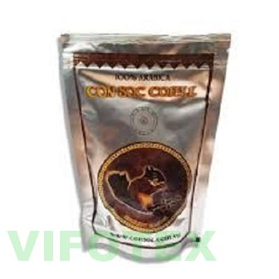 Con Soc Coffee In Aluminium Bag