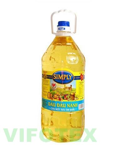 Cooking oil Simply Sunflower