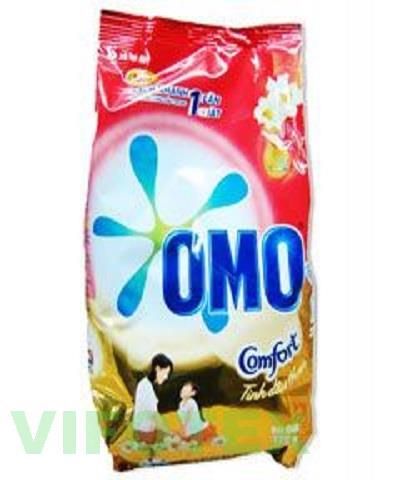 OMO Comfort Glamor Attar Detergent Powder 360G