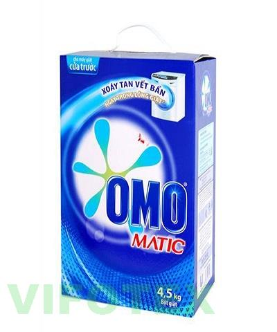 OMO Matic Front load Detergent Powder 9KG