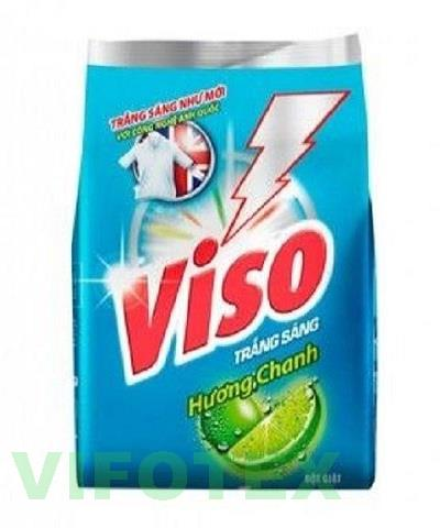 Viso Lemon Detergent Powder
